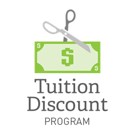 Refer a Family for Tuition Discount / Refiera Una Nueva Familia Recibirá Descuenta