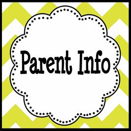 2018 - 2019 Parent Information