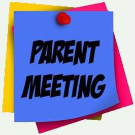 Mandatory Parent Meeting / Junta de Padres obligatoria