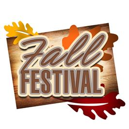 2019 Fall Festival T-Shirt Logo